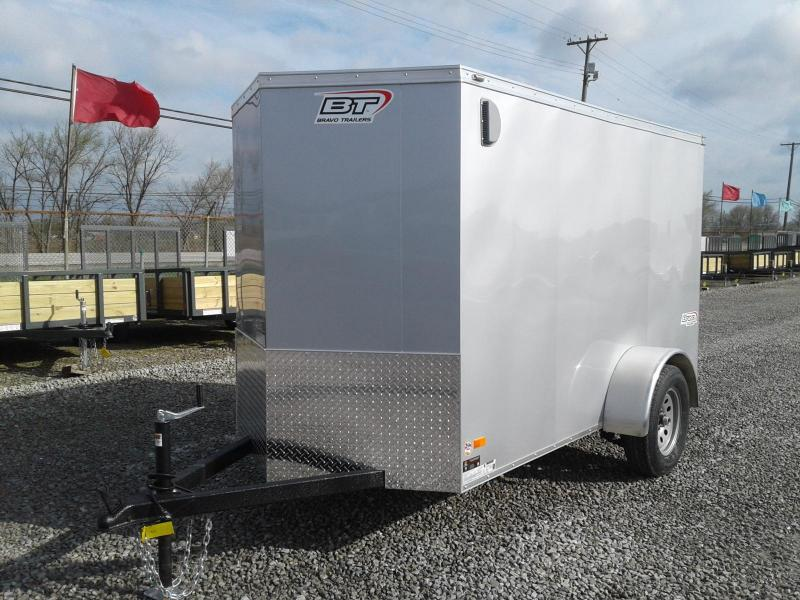 2019 Bravo Trailers 5x10 Scout Enclosed Cargo Trailer