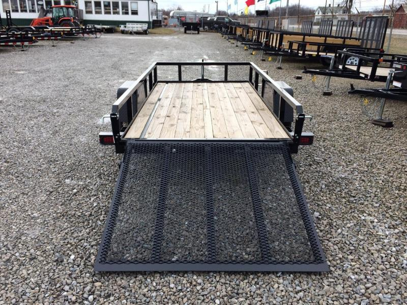 2019 Sure-Trac 5x10 Tube Top Utility Trailer