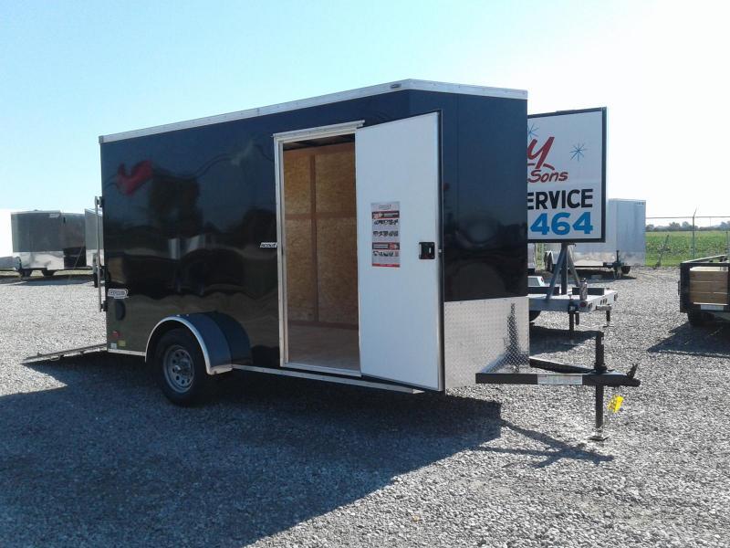 2019 Bravo Trailers 6x12 Scout Enclosed Cargo Trailer