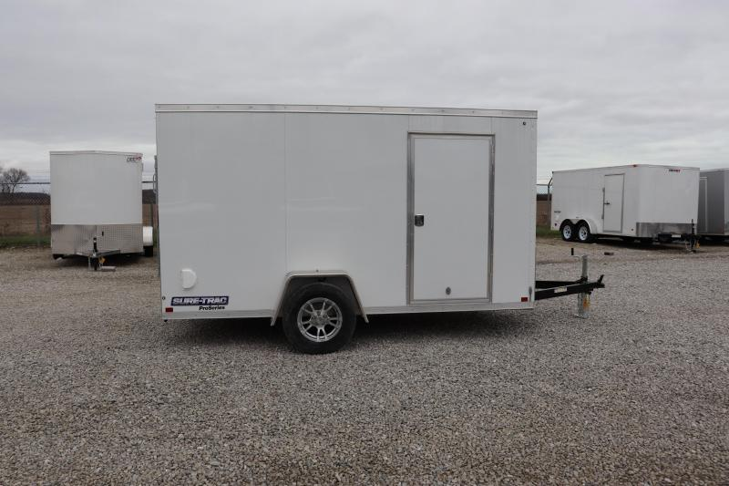 2019 Sure-Trac 6x12 Pro Series Wedge Cargo SA