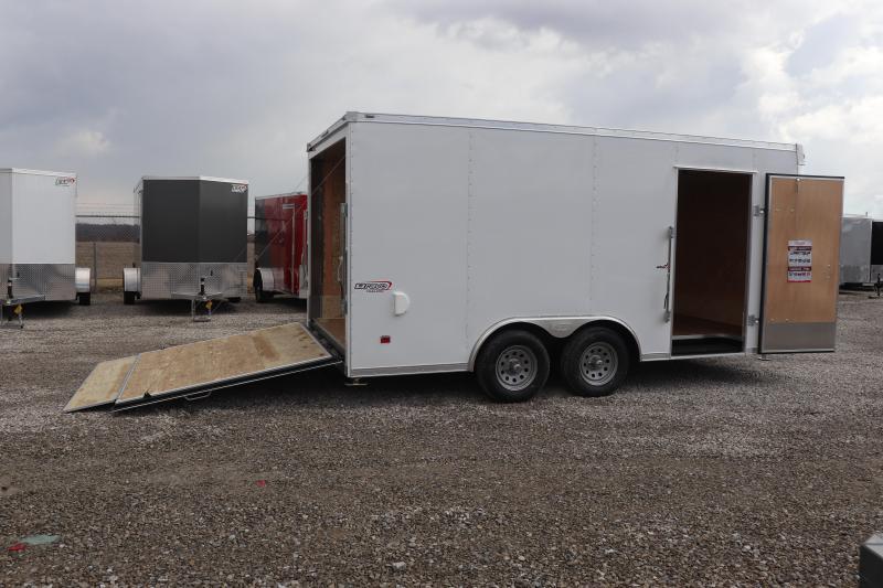 2020 Bravo Trailers 8.5x16 Star Enclosed Cargo Trailer
