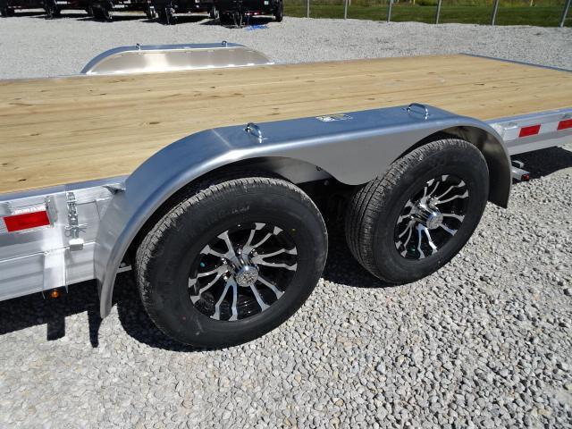 New H&H 20' Aluminum Power Tilt 9990#