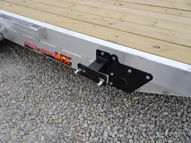 "New H&H 82"" x 20' Aluminum Manual Tilt 7000#"