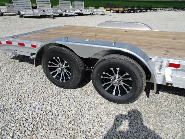 New H&H 20' Aluminum Car Hauler 9990#