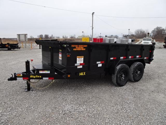 New Big Tex 14' Dump 14000#