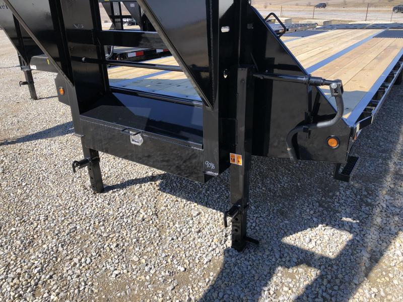 New Big Tex 25' Low Profile Gooseneck 15900#