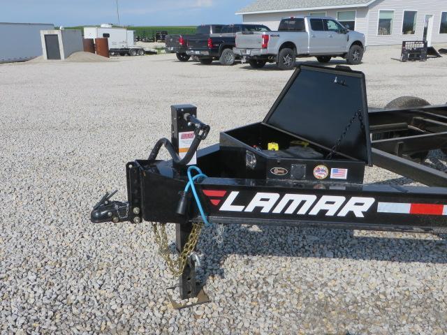 """New Lamar 83""""x16' Dump 14000#"""