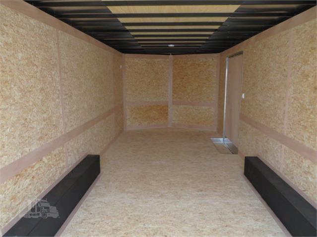 New Cross 8.5'x20' W/ 7' Interior Height 7000#