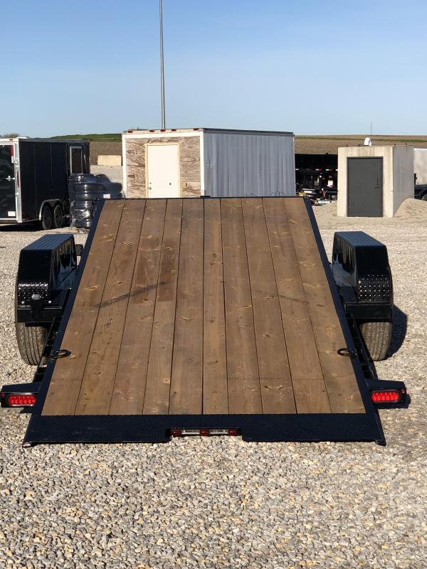 New Big Tex 22' Tilt 14000#