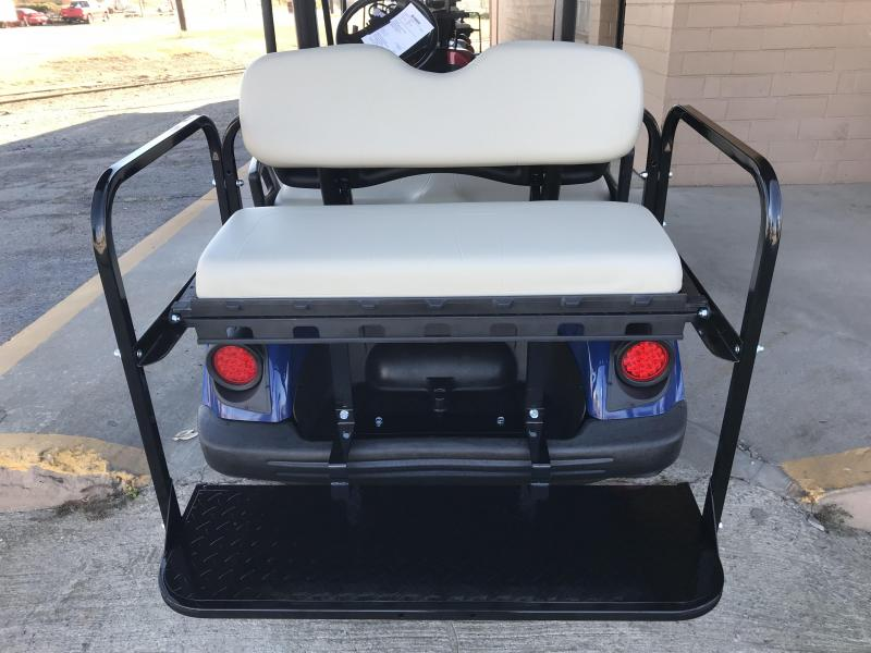 2014 Yamaha Electric Rear Flip Seat Golf Cart
