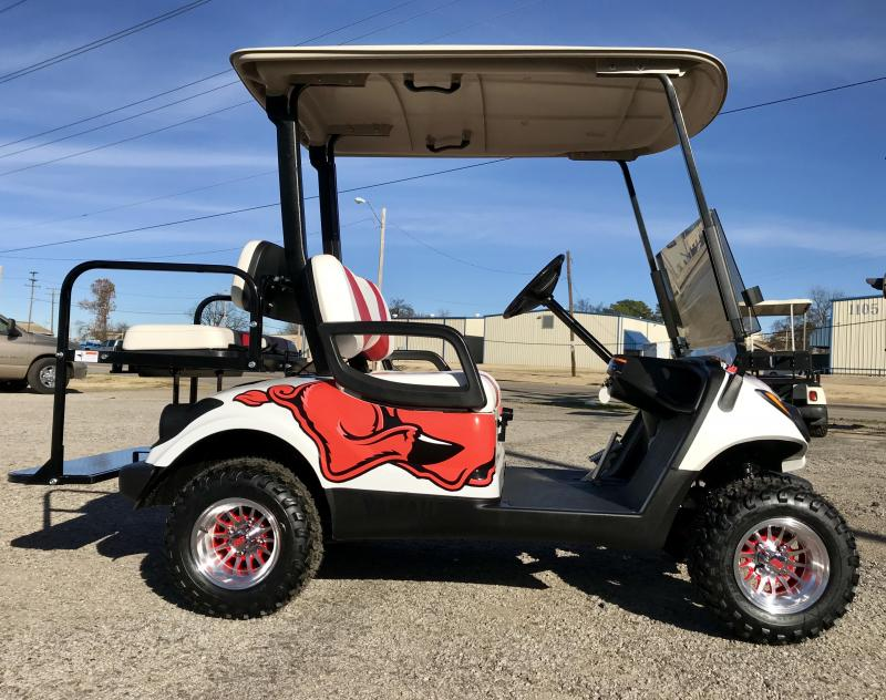 2015 Yamaha Razorback Golf Cart