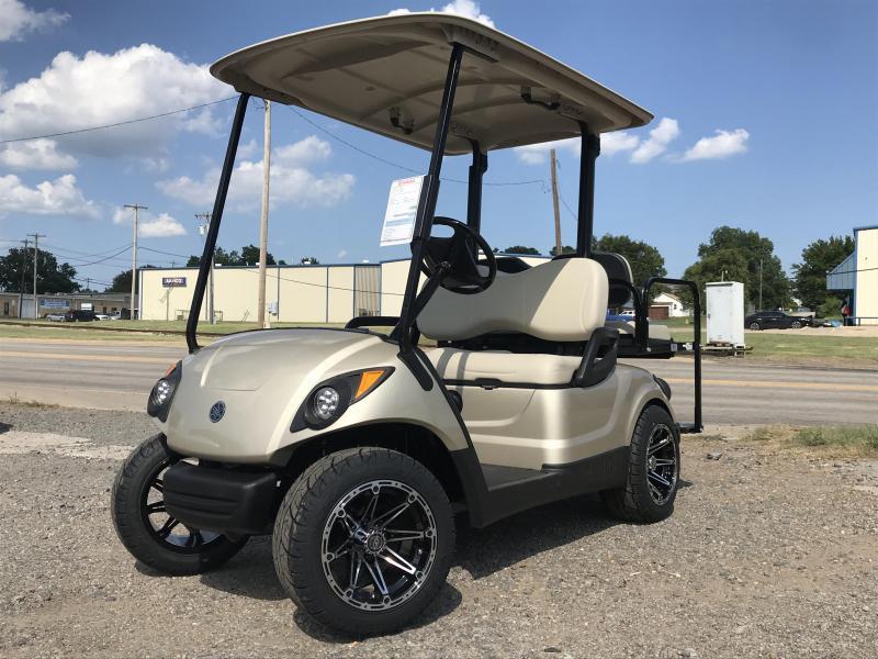 2016 Yamaha Drive Electric A/C Golf Cart