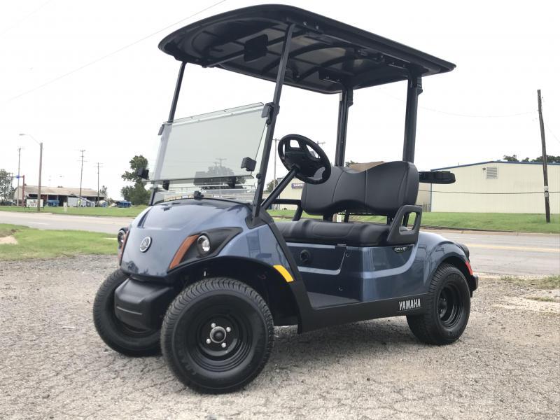 2020 Yamaha Drive2 AC Model Golf Cart