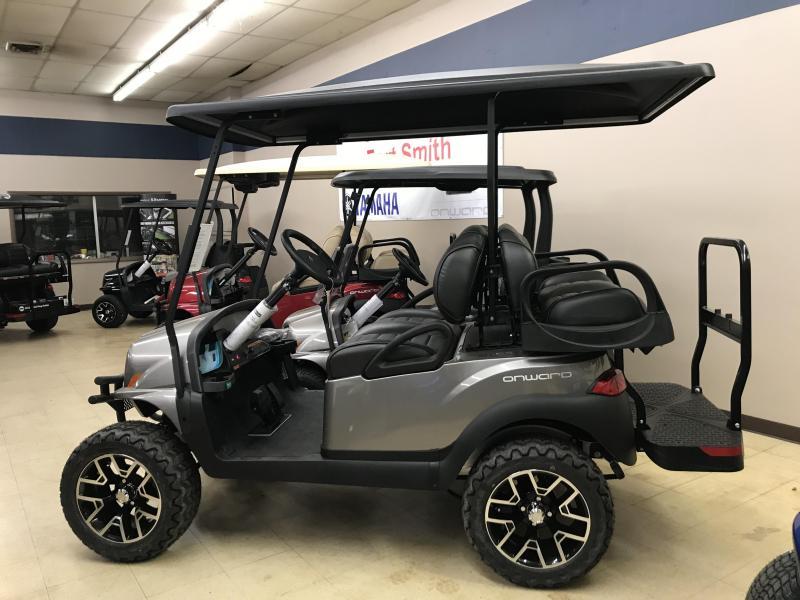 2019 Club Car Electric Onward Golf Cart