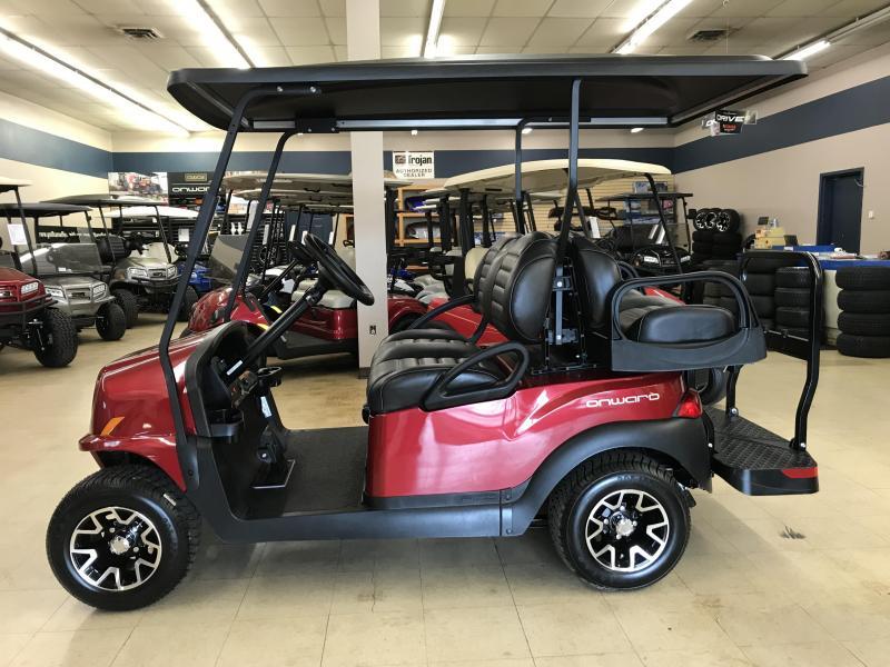 Club Car Accessories >> 2019 Club Car Onward Electric Golf Cart