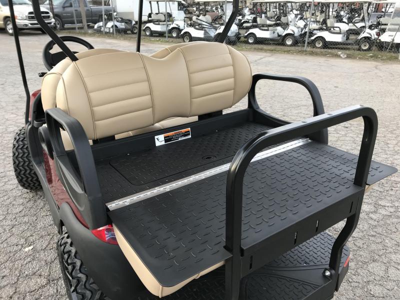 2019 Club Car Onward Electric Golf Cart