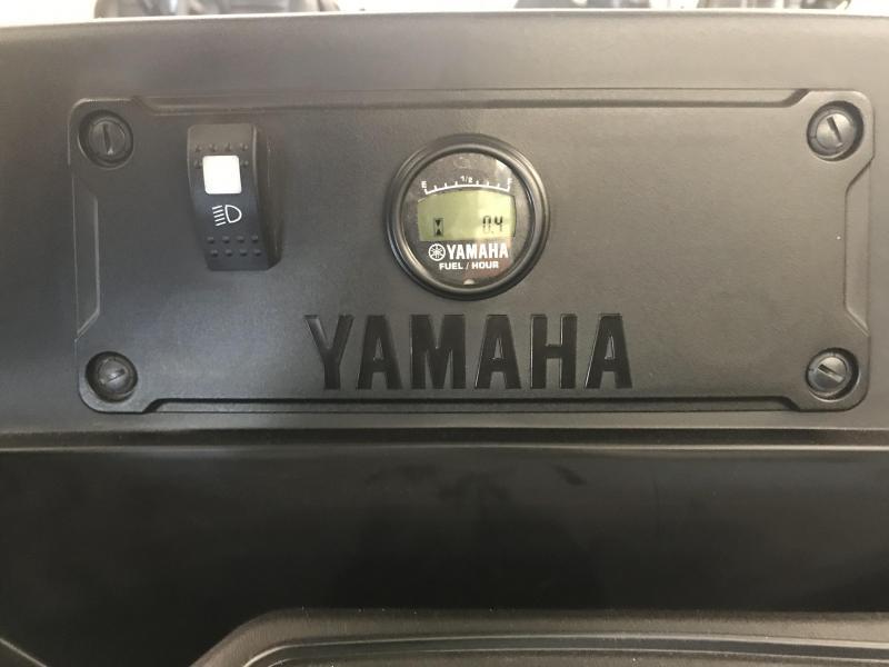 2019 Yamaha Umax Rally 2 + 2 Gas EFI Golf Cart