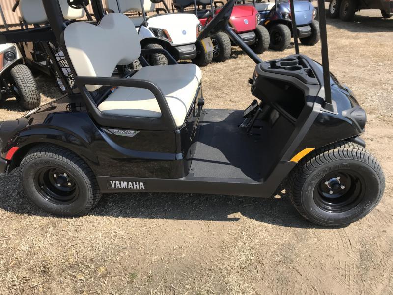 2019 Yamaha Drive 2AC Electric PTV Golf Cart