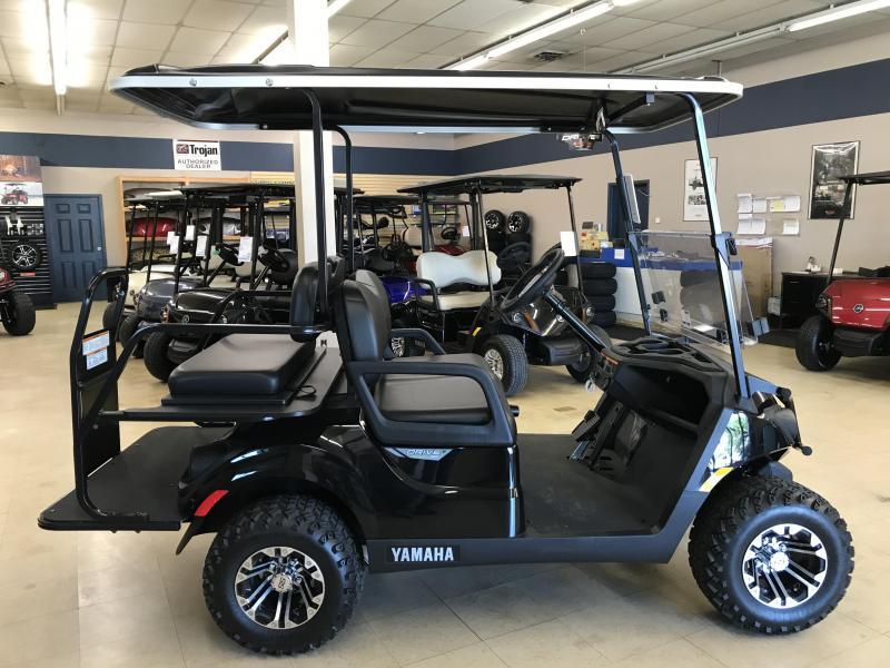 2019 Yamaha Adventure Sport 2 + 2 Golf Cart
