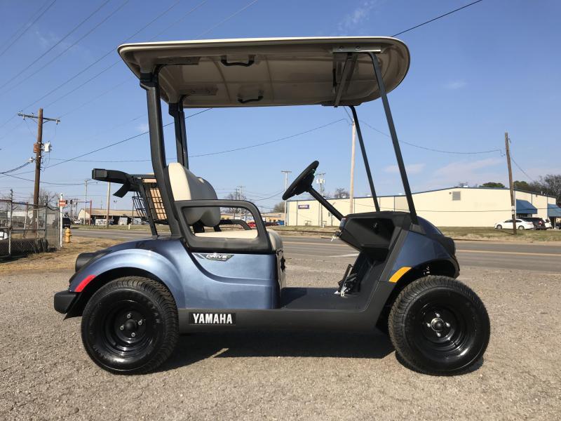 2019 Yamaha AC Electric PTV Golf Cart