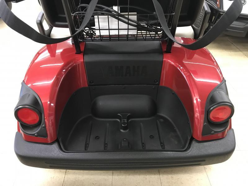 2016 Yamaha AC Electric PTV Golf Cart