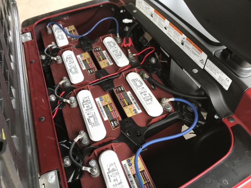 2019 Yamaha Drive 2 AC Electric PTV Golf Cart
