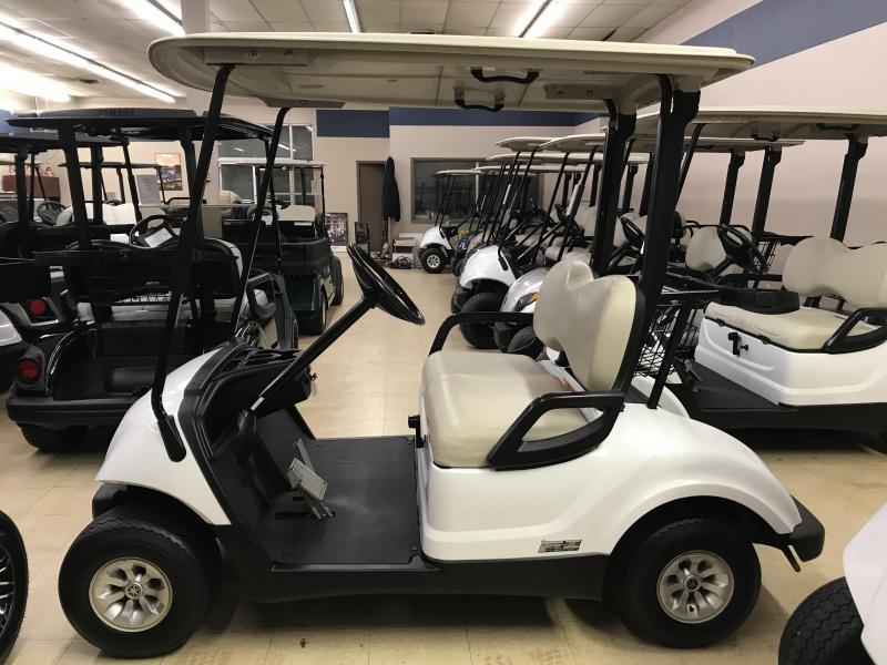 2014 Yamaha EFI Gas Golf Cart