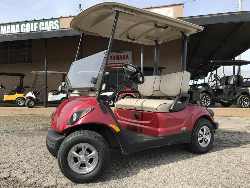 2015 Yamaha Drive Electric A/C Golf Cart