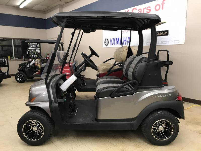 2019 Club Car Onward Electric 2 Passenger Golf Cart
