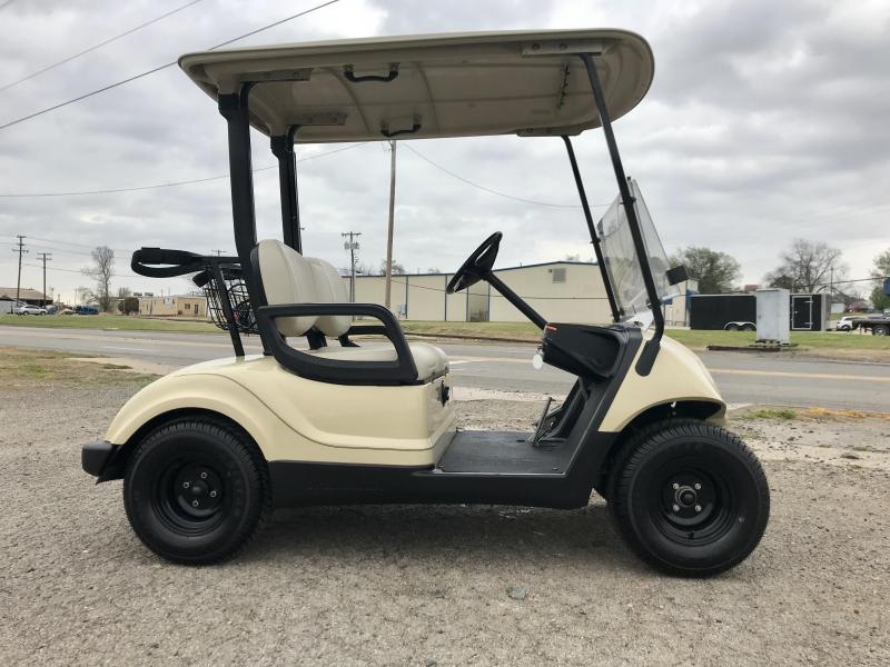 2016 Yamaha Drive Electric Golf Cart