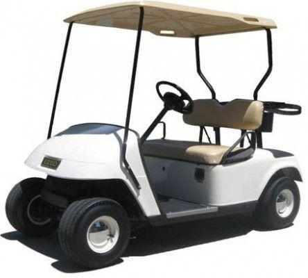 2011 E-Z-Go Freedom RXV (Gas) Golf Cart