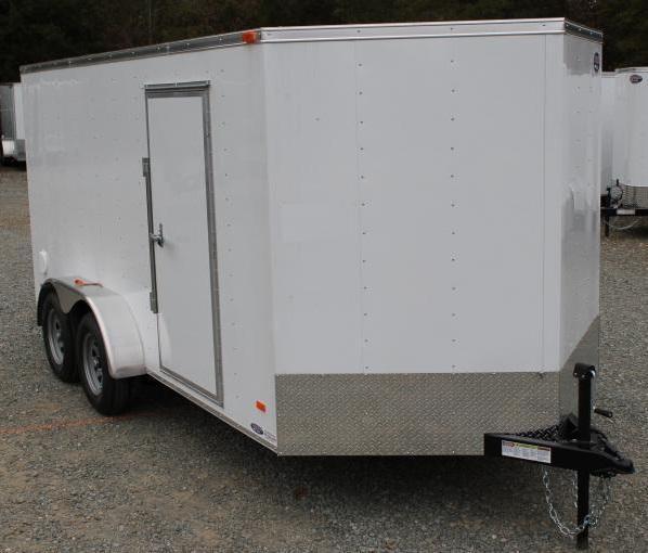 2019 Bravo Trailers HR714TA2 Enclosed Cargo Trailer