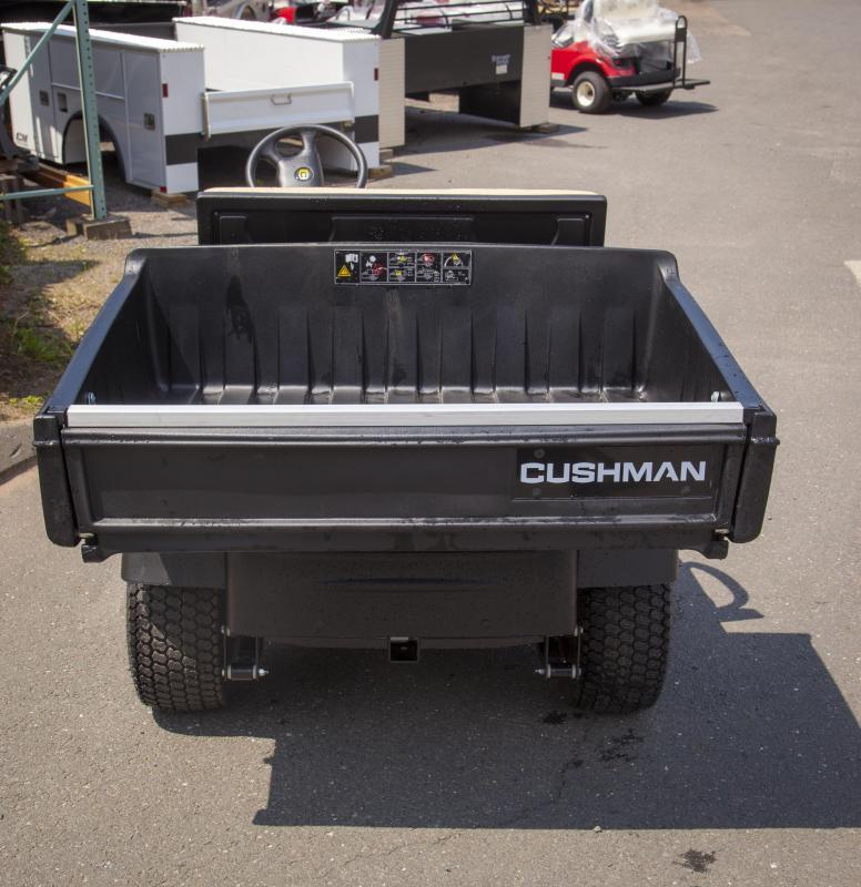 2017 Cushman Hauler 800X Utility Side-by-Side (UTV)