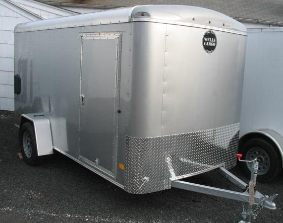 2018 Wells Cargo RF6X121 Cargo / Enclosed Trailer