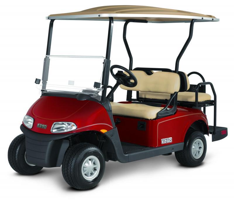 2017 E-Z-Go RXV Adv Battery 22 Shuttle Golf Cart