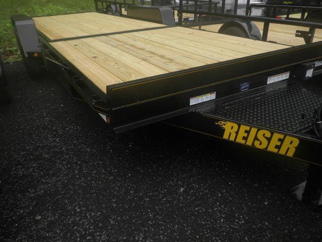 2016 Reiser SFT2214K Equipment Trailer