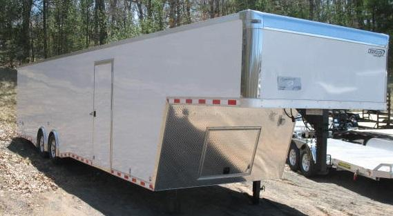 2019 Bravo Trailers STG8540TA5K Car / Racing Trailer