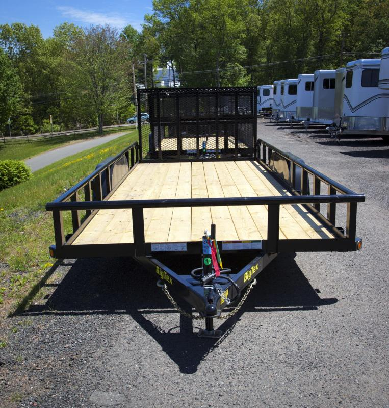 2018 Big Tex Trailers 70PI-18X Utility Trailer
