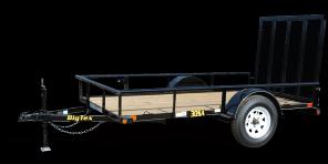 2018 Big Tex Trailers 30SA-10BK4RG Utility Trailer
