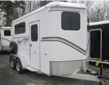 2018 Kingston Trailers Inc. Classic Standard Horse Trailer