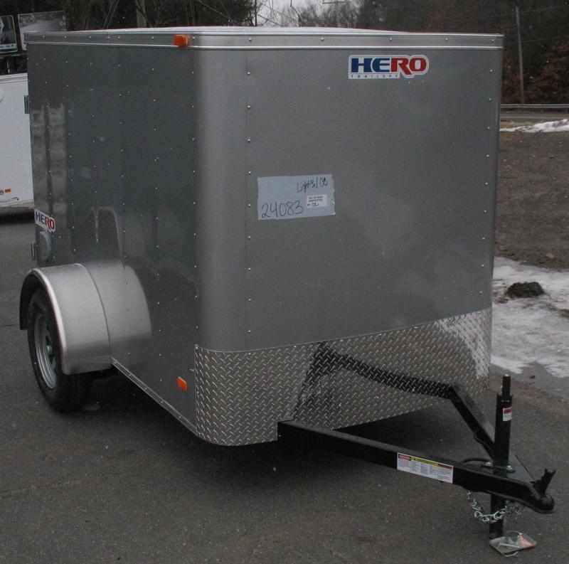2019 Bravo Trailers HR58SA Enclosed Cargo Trailer