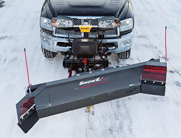 2016 Snow Ex 8100 Power Plow Snow Plow