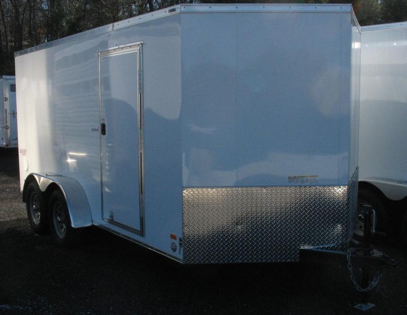 2018 Bravo Trailers SC14TA2 Enclosed Cargo Trailer