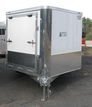 2018 Bravo Trailers ASTD08512SA Snowmobile Trailer