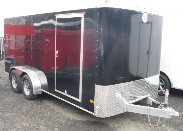2018 Wells Cargo RF7X162 Cargo / Enclosed Trailer
