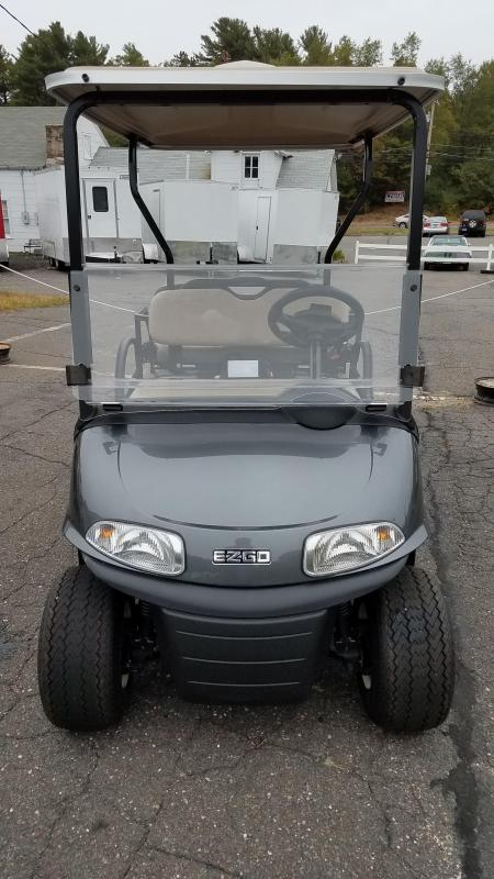 2017 E-Z-Go RXV Advanced Battery Shuttle 22 Golf Cart