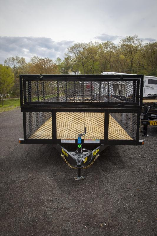 2018 Big Tex Trailers 70LR-16 Utility Trailer