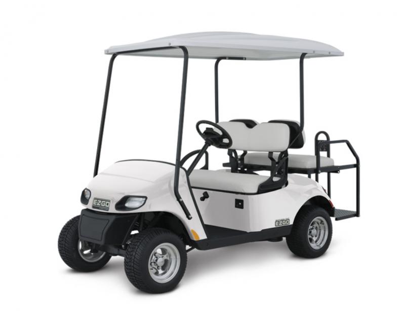 2017 E-Z-Go TXT Shuttle 2+2 Golf Cart