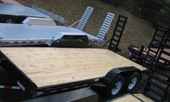 2018 Big Tex Trailers 10ET-16BK Car / Racing Trailer