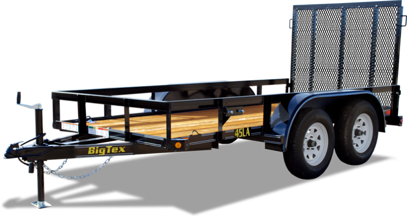 2018 Big Tex Trailers 45LA-12 Utility Trailer